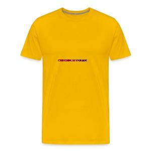CrimsonJayhawk - Men's Premium T-Shirt