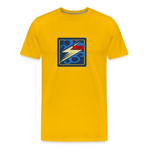Rimps Logo Flash - Men's Premium T-Shirt