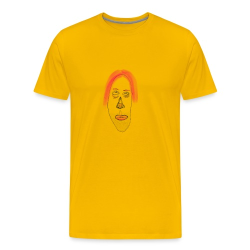 Pink is fine - Men's Premium T-Shirt