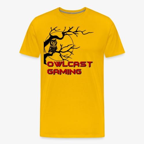 The Owlcast Merchandise - Men's Premium T-Shirt