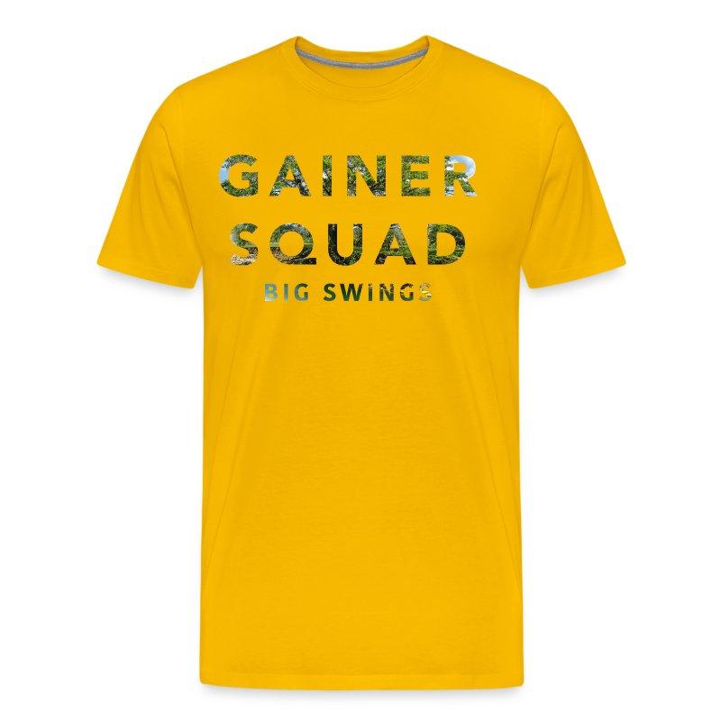 Gainer Squad - Men's Premium T-Shirt
