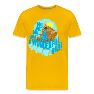 splashMT2 - Men's Premium T-Shirt
