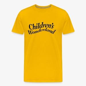 Children's Wonderland - Men's Premium T-Shirt
