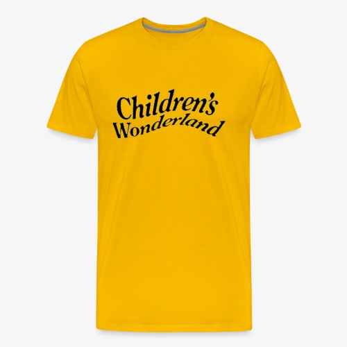 Children's Wonderland - Men's Premium T-Shirt