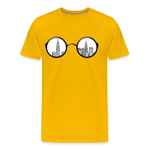 NYGlasses - Men's Premium T-Shirt