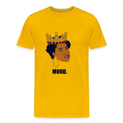 Mood | Black Girl Magic - Men's Premium T-Shirt