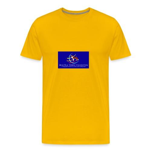 Beautiful Terrific Foundation 02 - Men's Premium T-Shirt