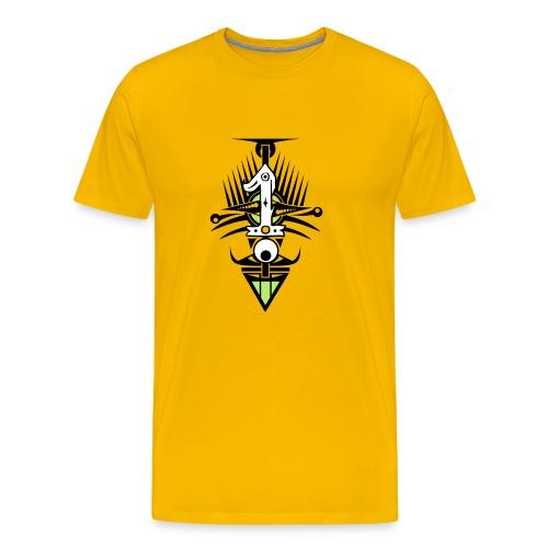NUMBER ONE - Men's Premium T-Shirt