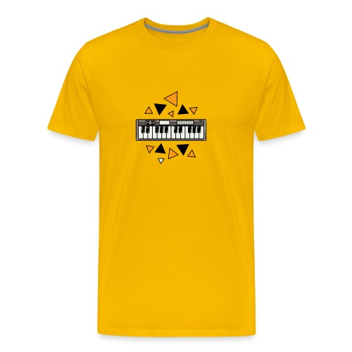 keyboard tone - Men's Premium T-Shirt