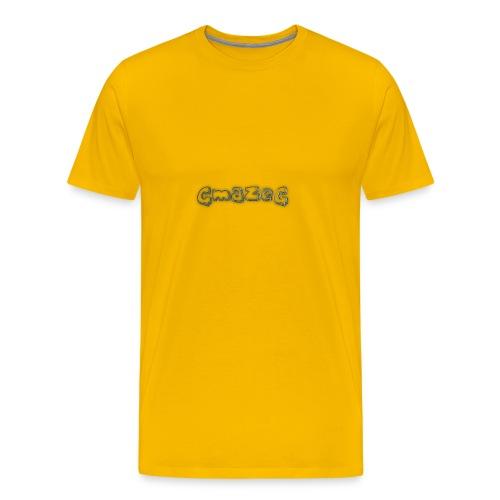 Gmaze Shirt/hoodie/workout - Men's Premium T-Shirt