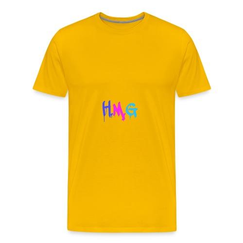 H.M.g - Men's Premium T-Shirt