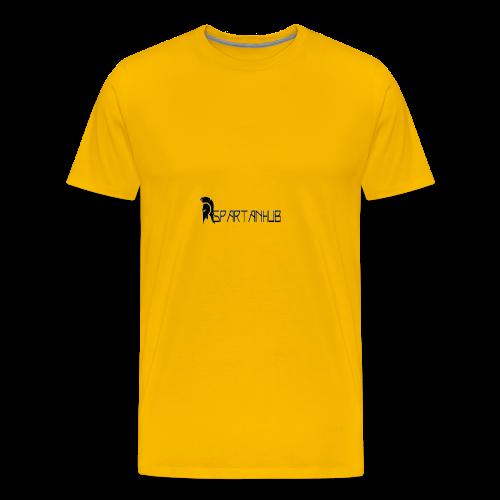 Spartanhub - Men's Premium T-Shirt