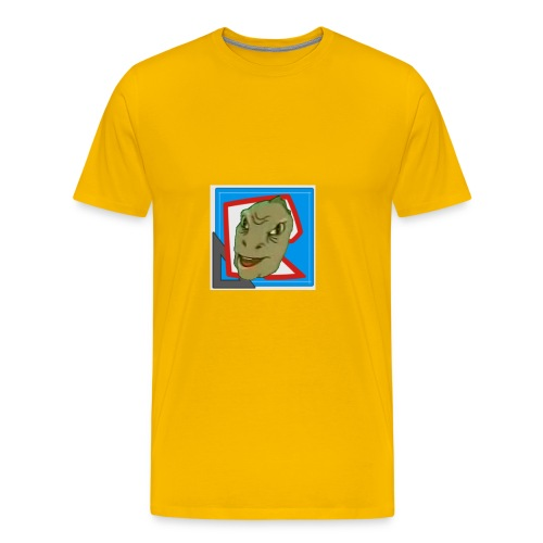 WOC AWT Logo Shirt - Men's Premium T-Shirt