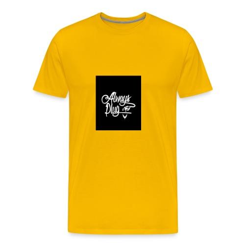 Always Plug - Men's Premium T-Shirt