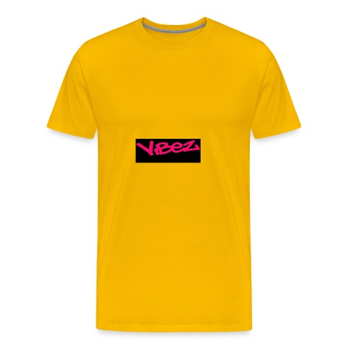 Vibez Clothing - Men's Premium T-Shirt
