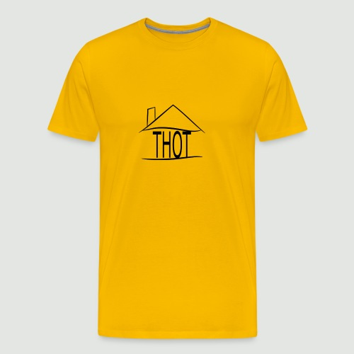 THOT House - Men's Premium T-Shirt