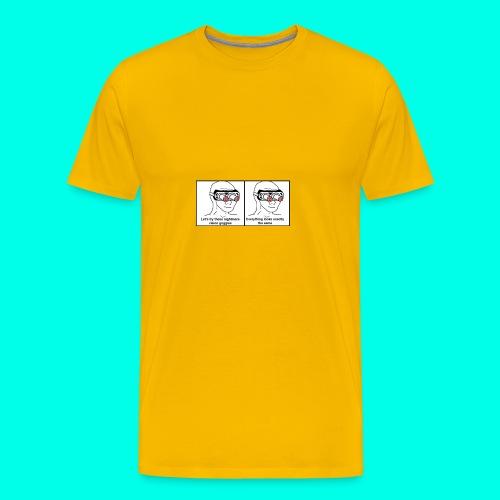 1490160277075 - Men's Premium T-Shirt