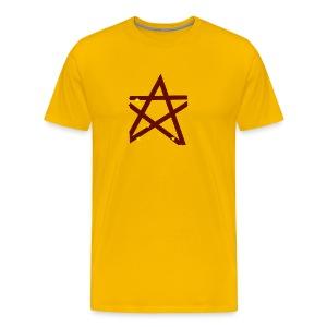 Scary Funny Halloween Costume T Shirt - Men's Premium T-Shirt