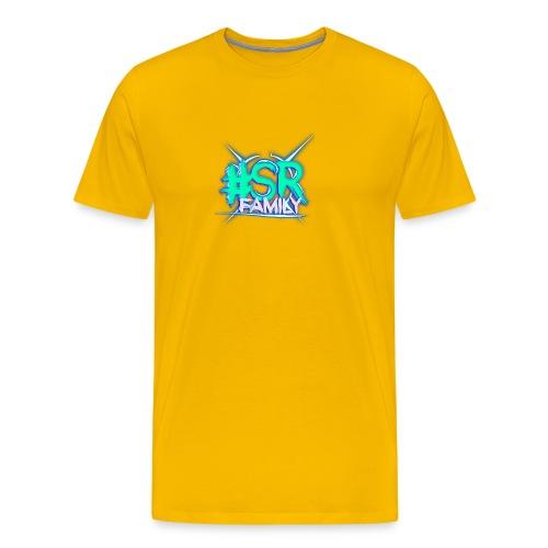 #SR Light Blue - Men's Premium T-Shirt