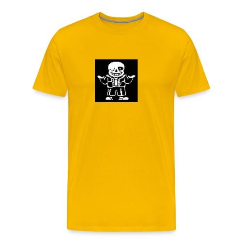 Sans - Men's Premium T-Shirt