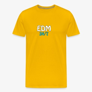 EDM 24/7 - Men's Premium T-Shirt