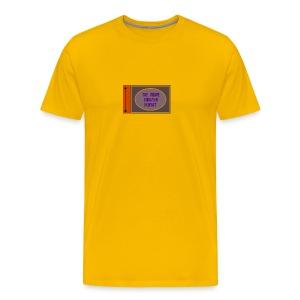 Grape Soda Club Podcast Adventure Book - Men's Premium T-Shirt