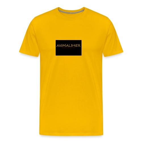 Animal39er with link - Men's Premium T-Shirt