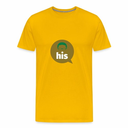 His and Hers Unit Shirt - Men's Premium T-Shirt