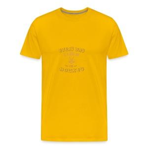 Everyday Hockey - Men's Premium T-Shirt