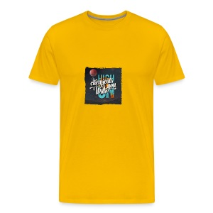 High On Chemicals With You - Men's Premium T-Shirt