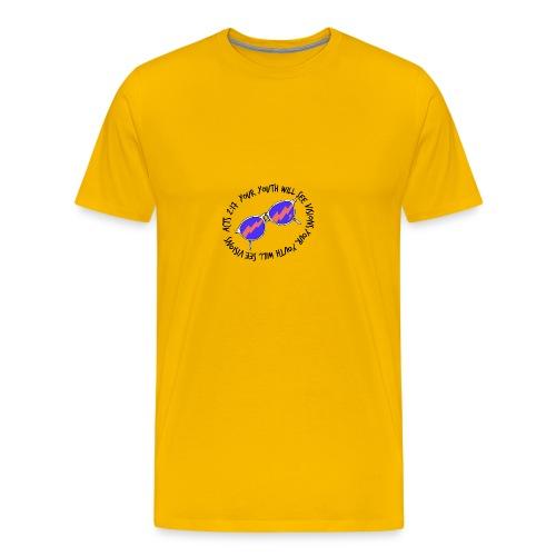 oie_transparent_-1- - Men's Premium T-Shirt