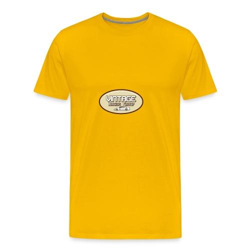 Vintage Racing Group - Men's Premium T-Shirt