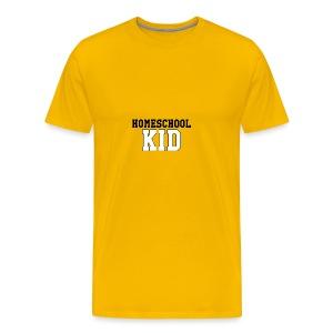 homeschoolkid - Men's Premium T-Shirt