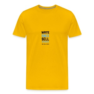 Write Once Sell Anywhere - Men's Premium T-Shirt