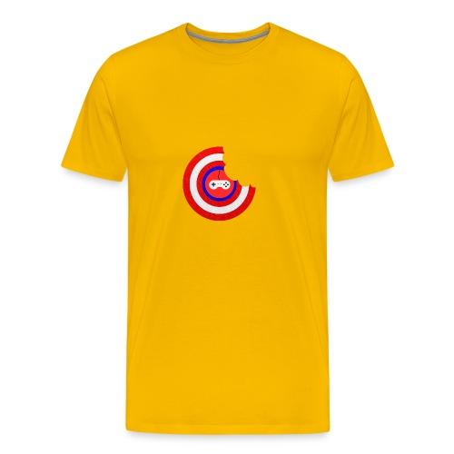 Captain Munch - Men's Premium T-Shirt