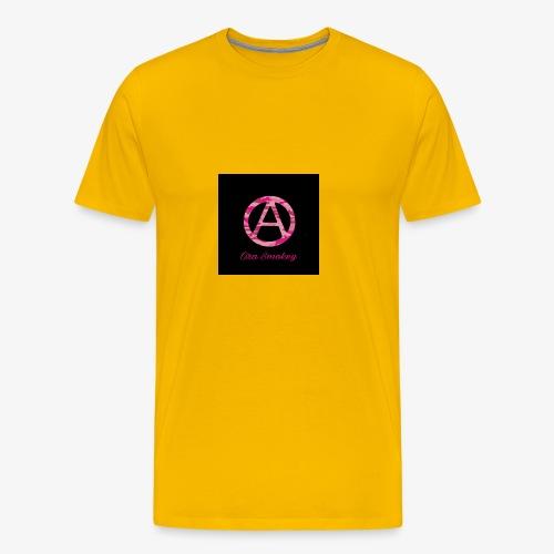 Ora Smokey / pink camo - Men's Premium T-Shirt