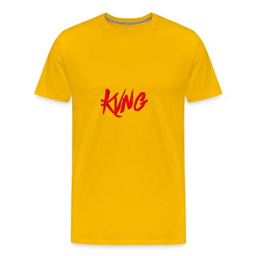 KVNG clothing ENT - Men's Premium T-Shirt
