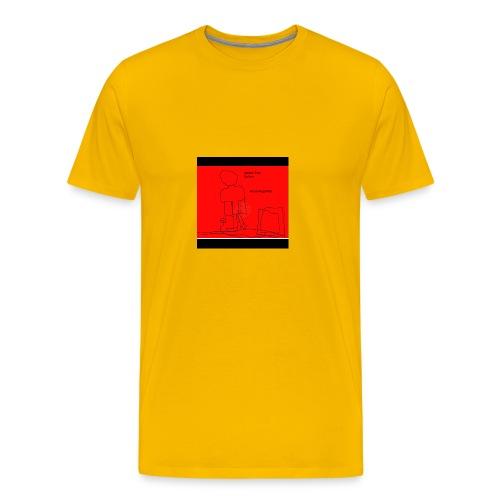 No More Games - Men's Premium T-Shirt