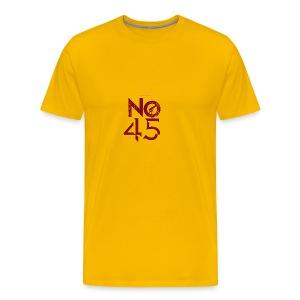 No 45 - Men's Premium T-Shirt