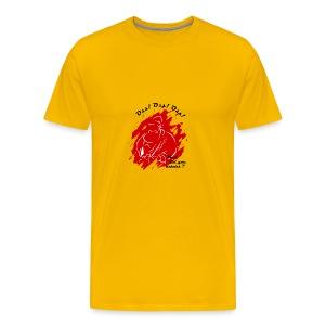 Santa_claus_V1 - Men's Premium T-Shirt