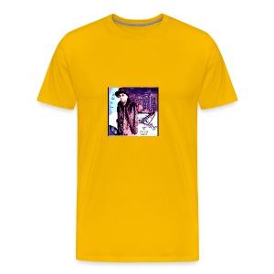 Moteur Detroit Soul print - Men's Premium T-Shirt