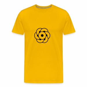 crop circles 32 - Men's Premium T-Shirt