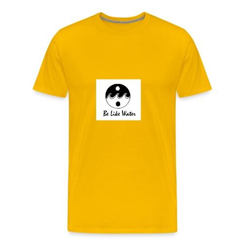 Be Like Water YING - Men's Premium T-Shirt