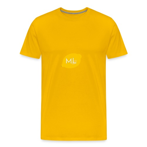 Mad Lemons Logo - Men's Premium T-Shirt