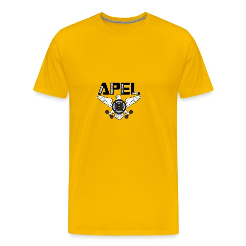 APEL EAGLE - Men's Premium T-Shirt