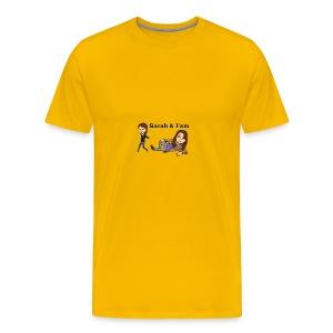 Sarah and Fam - Men's Premium T-Shirt