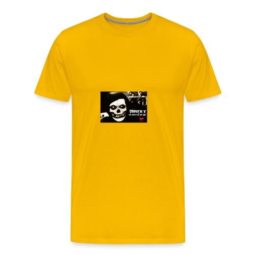 Crimson Ghost Logo - Men's Premium T-Shirt