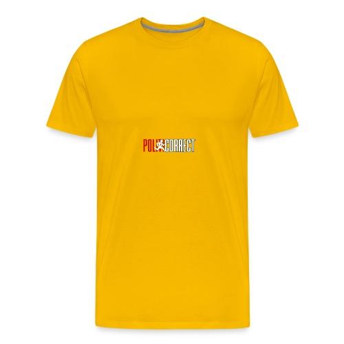 POLITICORRECT - Men's Premium T-Shirt