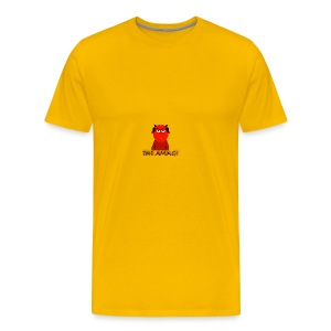 Garbler Design 2 - Men's Premium T-Shirt
