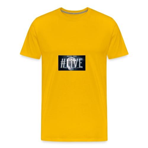 Break Free Go Live - Men's Premium T-Shirt